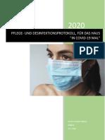 PFLEGE- UND DESINFEKTIONSPROTOKOLL, FÜR DAS HAUS IN COVID-19 MAL.pdf