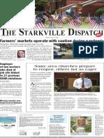 Starkville Dispatch eEdition 5-24-20