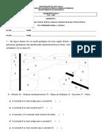 Exercício 1 - Geomorfologia II