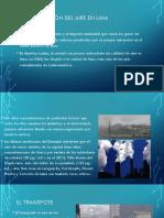 contaminacion ambiental en lima