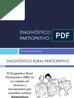 Diagnóstico rural participativo