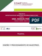 Desarrollo de IMI - USMP - Tercera parte - 2015 II