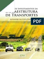 Análise de Investimentos Em Infraestrutura de Transportes
