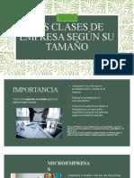 Las clases de empresa según su tamaño.pptx