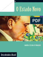 Maria Celina D'Araújo - O Estado Novo