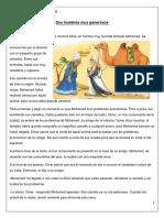 CL LIBRO -DOS  HOMBRES MUY GENEROSO