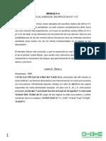 Modulo 3 - Doble sacrificio de alfil en g7 y h7