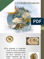 7º 2015-La Geografía