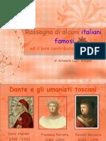Italiani famosi completa