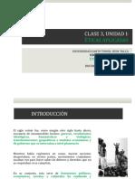Clase 3 - Unidad I