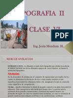 TOPO II clase VI