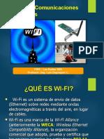Curso Telecom III 2019 Wifi