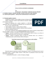 Capitolul 2 Bilanțul și Contul de profit și pierdere