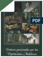 Pintores pensionados por las Diputaciones andaluzas, por José Álvarez