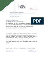 TRITURADORA LABORATORIO BICO INC