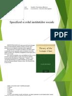 Specificul si rolul institutiilor sociale.pptx