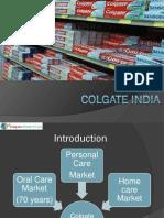 Colgate India 1