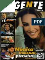 MÓNICA NARANJO - ALGENTE Nº97 (01.04.2016)