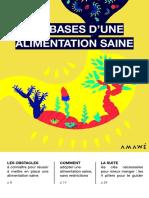 Guide Les Bases de l'Alimentation Saine - Amawe(2)