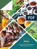 Dilmah Annual Report-2016-2017