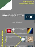 Clase Nº2_Modulo Luminico _magnitudes Fotométricas_mar17