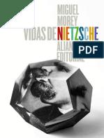 Morey, Miguel - Vidas de Nietzsche