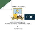 Nolu dissertation proposal