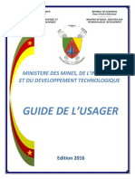 Guide Usager