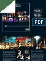 Metallica - Digital Booklet - S & M