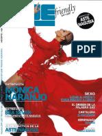 MÓNICA NARANJO - BLUE MAGAZINE Nº82 (01.08.2019)