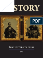 Yale University Press History 2011 Catalog