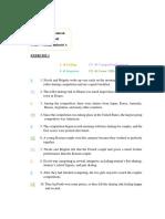 Exercise 1 & 5 Pattern Organization_Dayini Syahirah_D071191045_Teknik Industri A