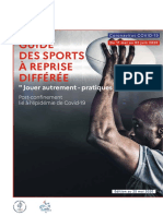 Sports Guide des pratiques alternatives