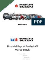 Maruti Suzuki case study
