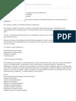 Apuntes Asociaciones y conceptos básicos del coaching