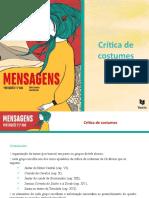 """Crítica_de_costumes- """"Os Maias""""-trabalho de grupo"""
