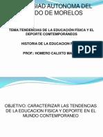 MODELOS DE EDUCACION FISICA