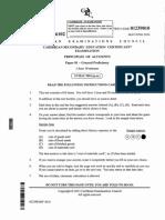 CSEC POA June 2016 P1.pdf