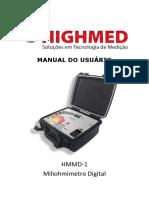 MANUAL DO HMMD-1