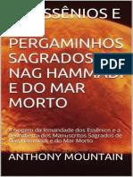 Anthony Mountain - Os Essênios e os pergaminhos sagrados de Nag Hammadi e do Mar Morto-Amazon (2016)