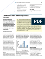 Gender bias in the refereeing process2