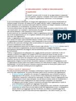 Sociologia Delle Organizzazioni (Cap 1 a 3)