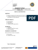 GUÍA No 2. ELECTROSTÁTICA (1)