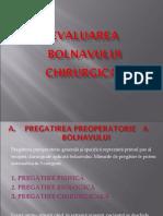 CURS pregatirea preoperatorie.ppt
