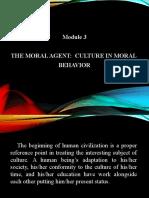 MODULE 3 CULTURE IN MORAL BAHAVIOR.pptx