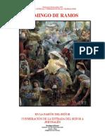 1. NORMAS LITÚRGICAS Y PREPARACIÓN DE LAS CELEBRACIONES DOMINGO DE RAMOS