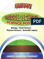 MS Science Posters Sample