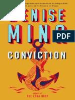 Conviction by Mina Denise 9780316528481