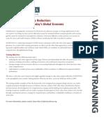VC Training Folio