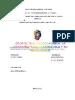 GEOPOLICA III CORTE